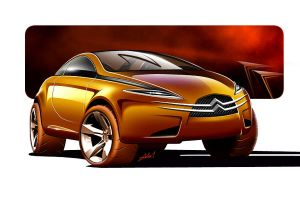 Citroen Ambar by carlexdesign