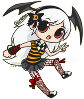 -GaiaOnline- Ready for Halloween by Airenu-ish