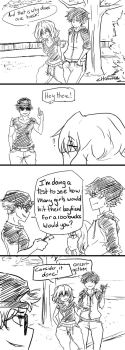 We aren't tog- by Chrowne