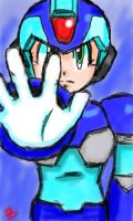 Rockman X by EnzanBlues456