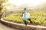 Miku, walk with me by vaxzone