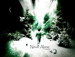 Never Alone by Mejor-Ds