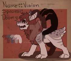 Vision reference by Otackoon