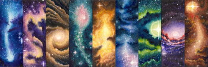 Universe bookmarks by fenifire