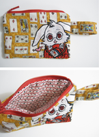 Peter White Rabbit coin purse by aSourLemon