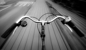 Pedal to the....concrete? by Citruspers