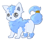 Ice Frost Adoptable for Auction [OPEN] by RooCoo