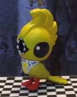 FNAF LPS Toy Chica costume by Pokemonlover777