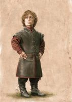 Tyrion by slugette