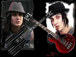 Synyster Vengeance by JadeTheAngle777