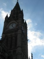 Albert Square town hall by BLUE---WOLF