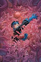 Invincible 70 cover by RyanOttley