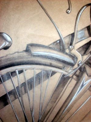 Breadth - Bike A by crazyviolinist