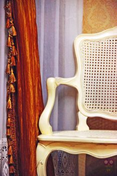 une chaise by ingeniy