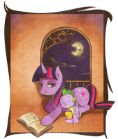 Bedtime stories by sunstice