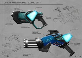 jfgr weapons concepts by greensandsguy
