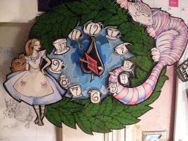 Wonderland Clock 1 by alpha-tea-west