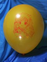Doujin(Fan-made)original little girl's balloon!(1) by Solatokimi