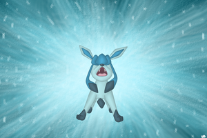 Glaceon by BoWhatElse