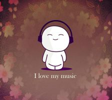 I Love My Music by devinemrs