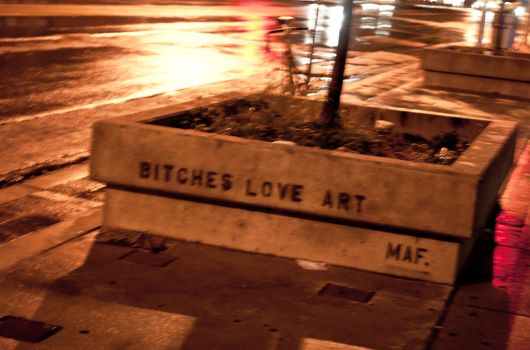 Bitches Love Art. by cRaZyCaT-7