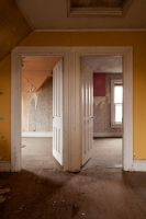 Two Doors by EllipticalSpace