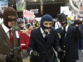 TF2 the spys cosplay by myistic