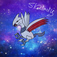 Skarmory by Helkie-three