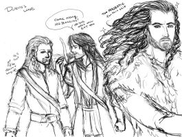 The Dwarves of Durin by lyonu