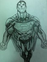 Superman by Lostboy92