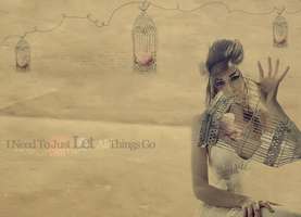 Let Go . . by Barary