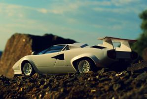 Countach LP500S by 5-G