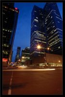 Montreal at Night 51 by Pathethic