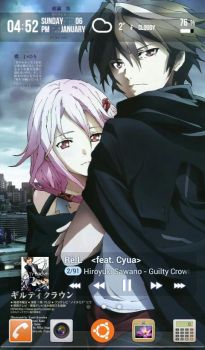 Guilty Crown by gie-gie-gie