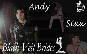 Andy Sixx :i hate photoshop: by XxXTAI-SantiXxX