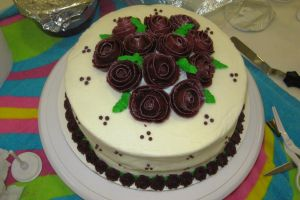 Cake Decorating Class 3 by Jennfrog
