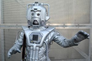 Cyberman at National Space Centre 2015 (14) by masimage
