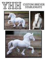 YHH Custom Breyer Stablemate by s1088