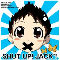 Shut Up Jack by Club-Vector