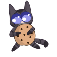 Here, Have a Cookie. .:TWENTIETH FOLLOWER:. by MysticRavenclaw