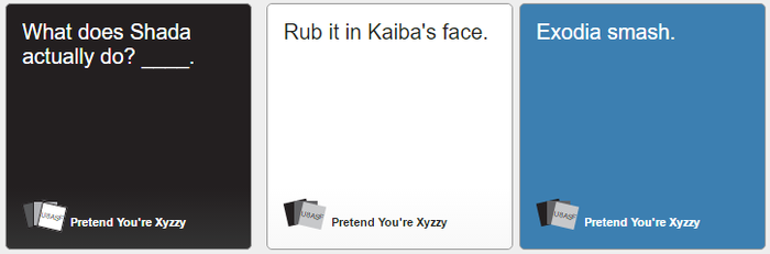 Cards Against Humanity 364 by thetrollsapprentice