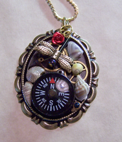 Victorian Compass Rose by mymysticgems