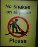 no snakes, please by StephieSama