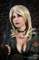 Sniper Wolf - Close Up by LadyDaniela89
