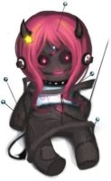 voodoo doll by Chibirem
