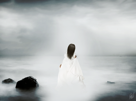 Walk Upon the Water by Ayshel