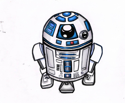 R2D2 Request by SophieStinsonRandom