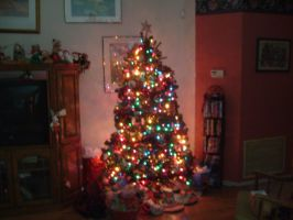 The Family Christmas Tree 2012 by BennytheBeast