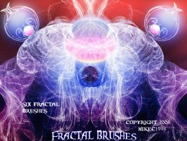 fractal brush set by mikec1998