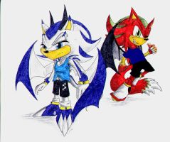 pyre, gold hedgehogs by pyrethedragonmaster